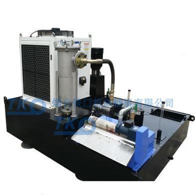 冷却液过滤系统